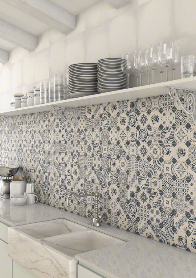 Ceramic heritage for Kitchens | World parks