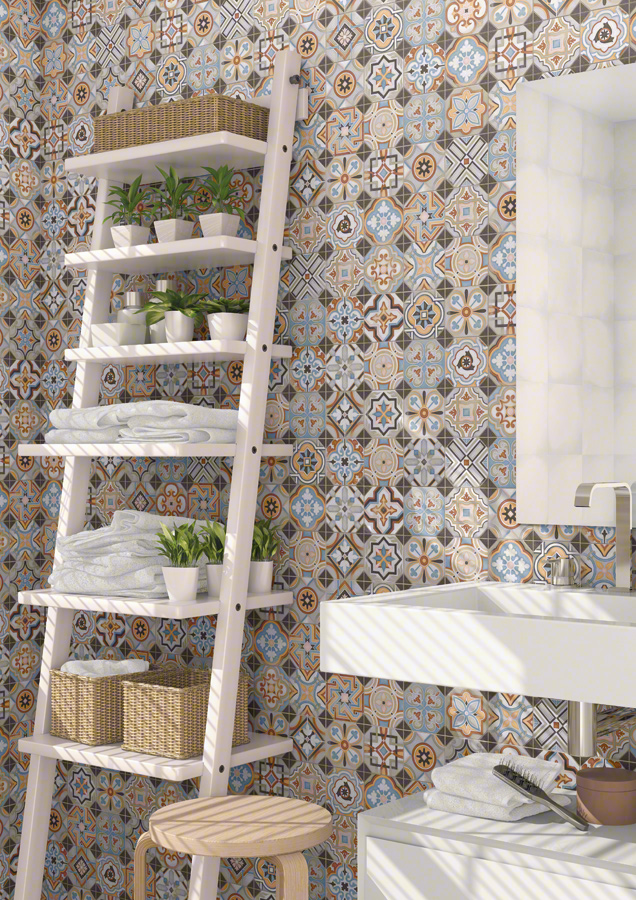 Ceramic heritage for Bathrooms | World parks