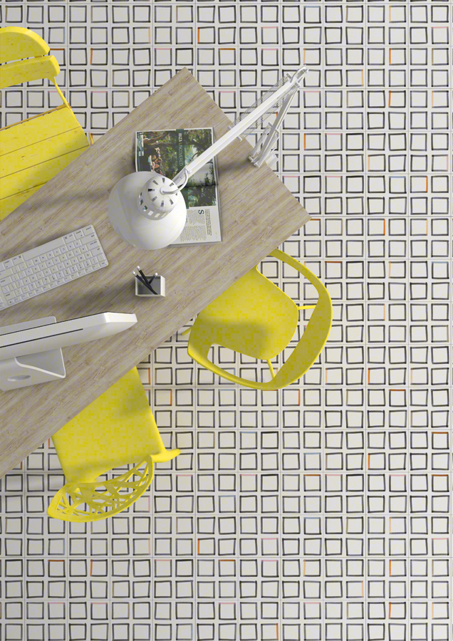Encaustic cement tiles for Living rooms | Maori