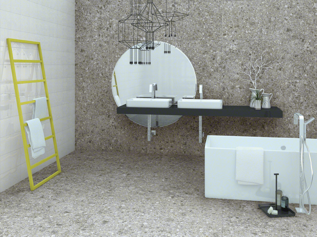 Stone for Bathrooms | Ceppo di gre