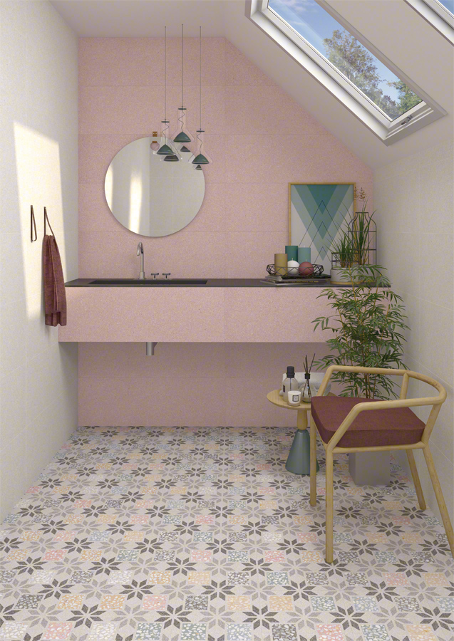 Terrazzo for Bathrooms | Cies