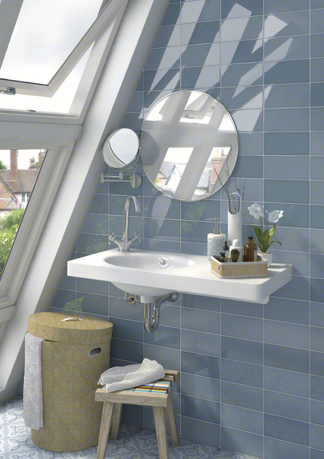 Ceramic heritage for Bathrooms | Corso