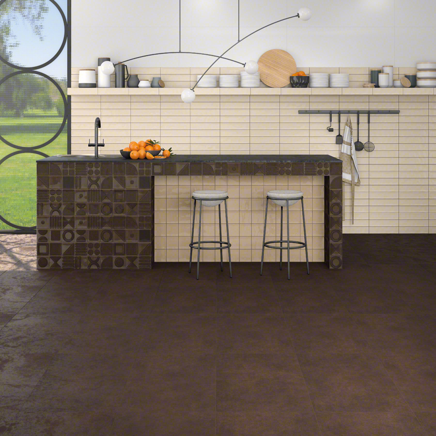 Ceramic heritage for Kitchens | Hanami