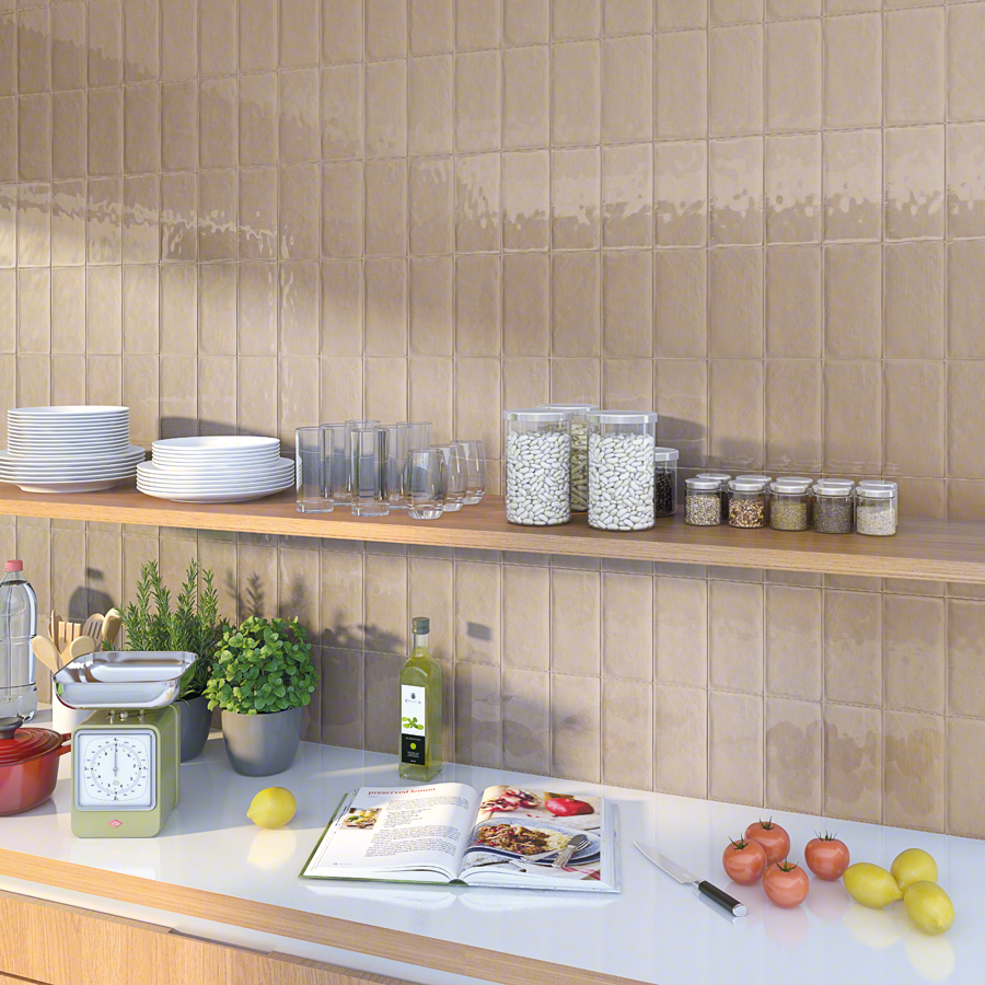 Ceramic heritage for Kitchens | Etnia