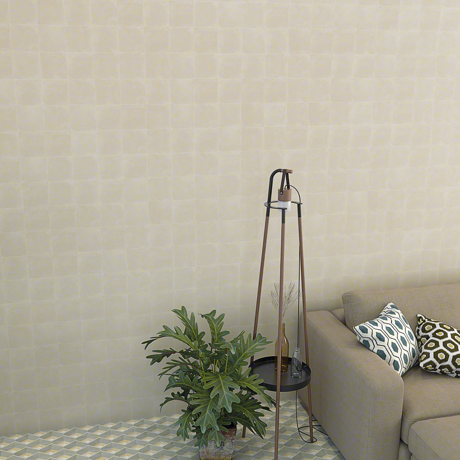Encaustic cement tiles for Living rooms | Pop tile