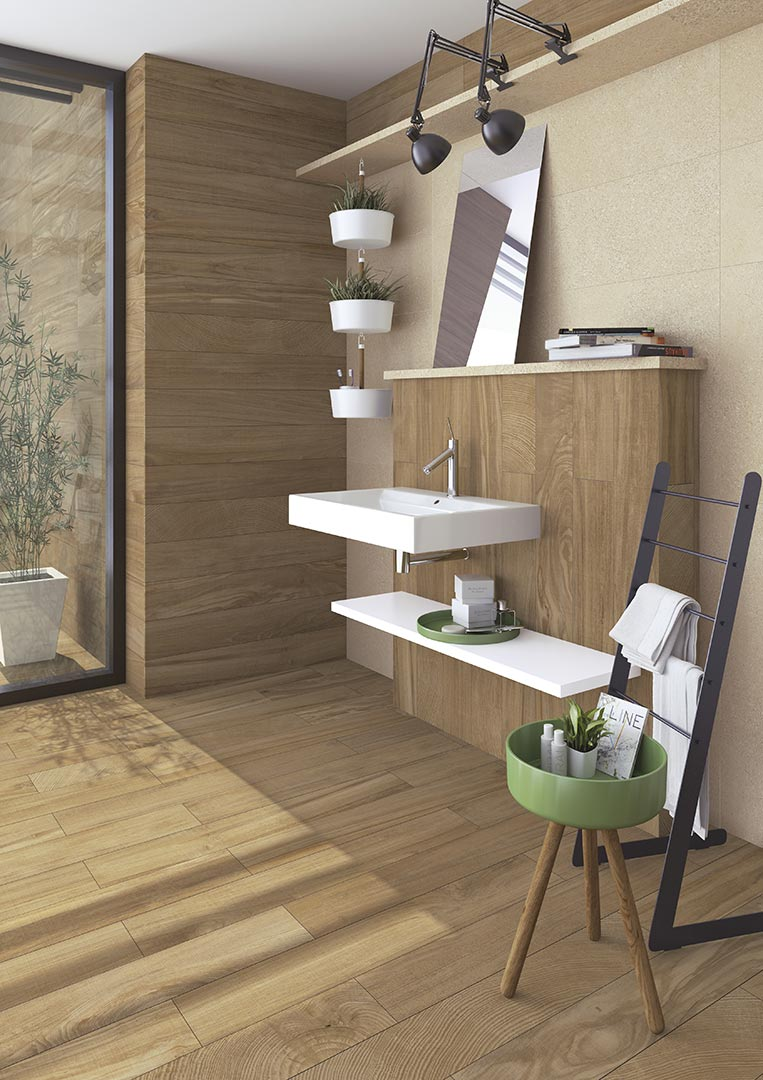 Wood for Bathrooms | Gamma