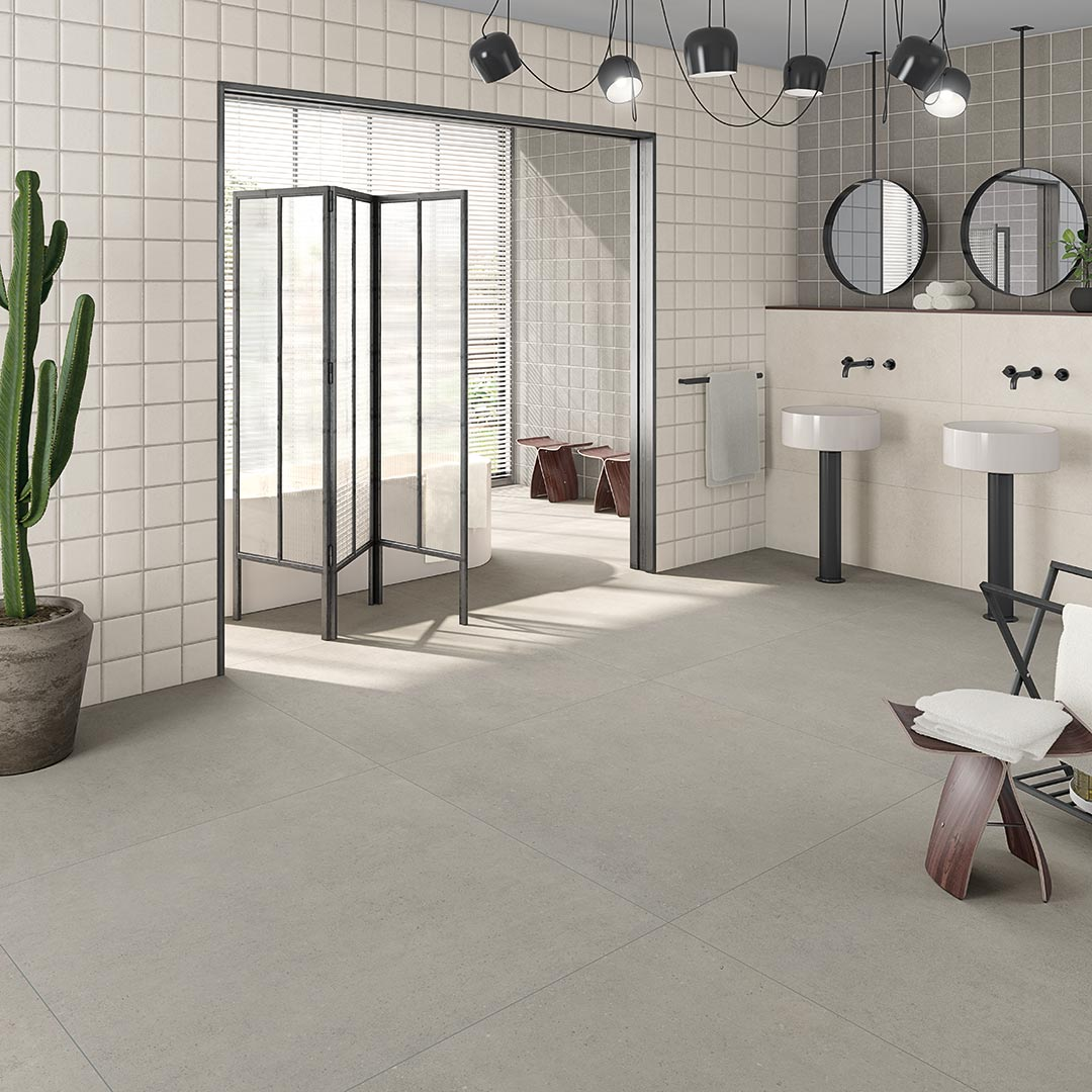 Concrete for Bathrooms | Kamala