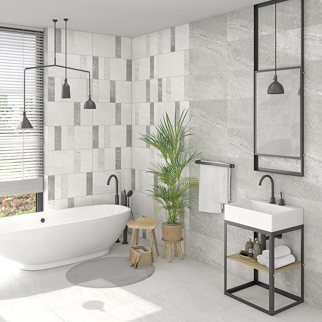 Stone for Bathrooms | Lambda