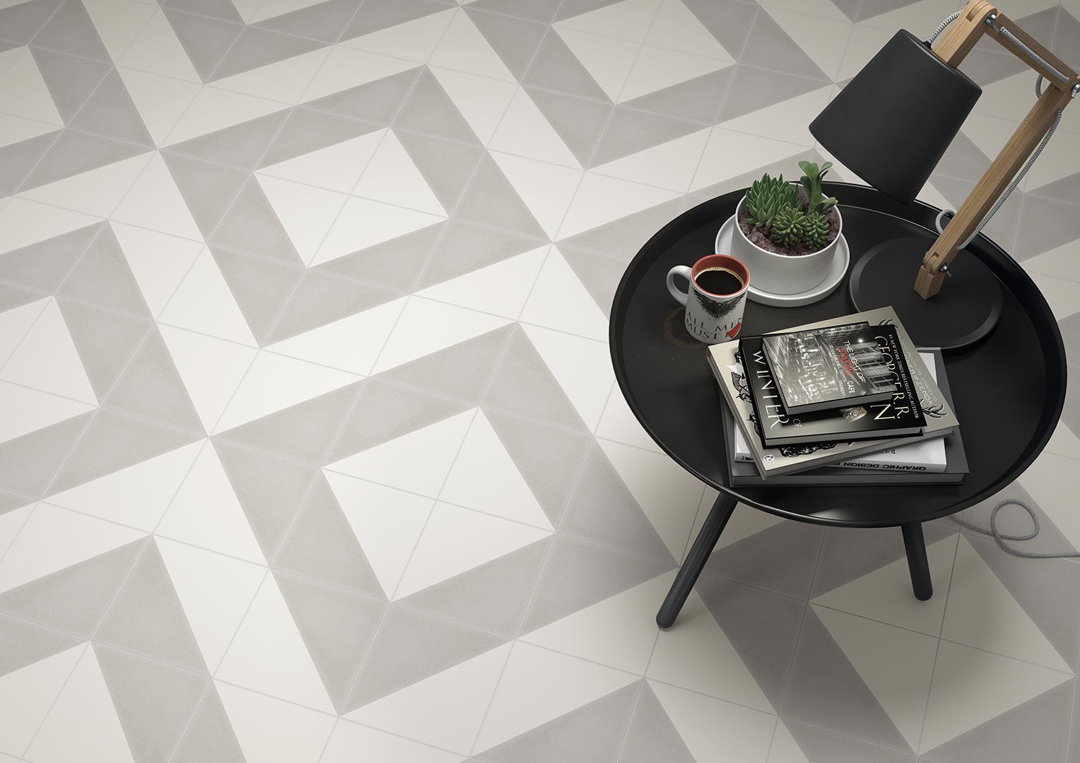 Encaustic cement tiles for Living rooms | Svenska