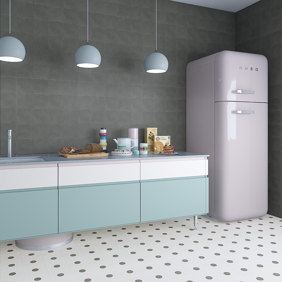 Encaustic cement tiles for Kitchens | Pop tile