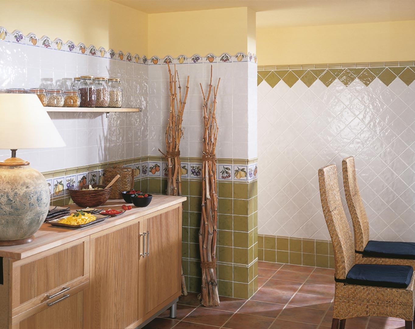 Ceramic heritage for Kitchens | Aranda