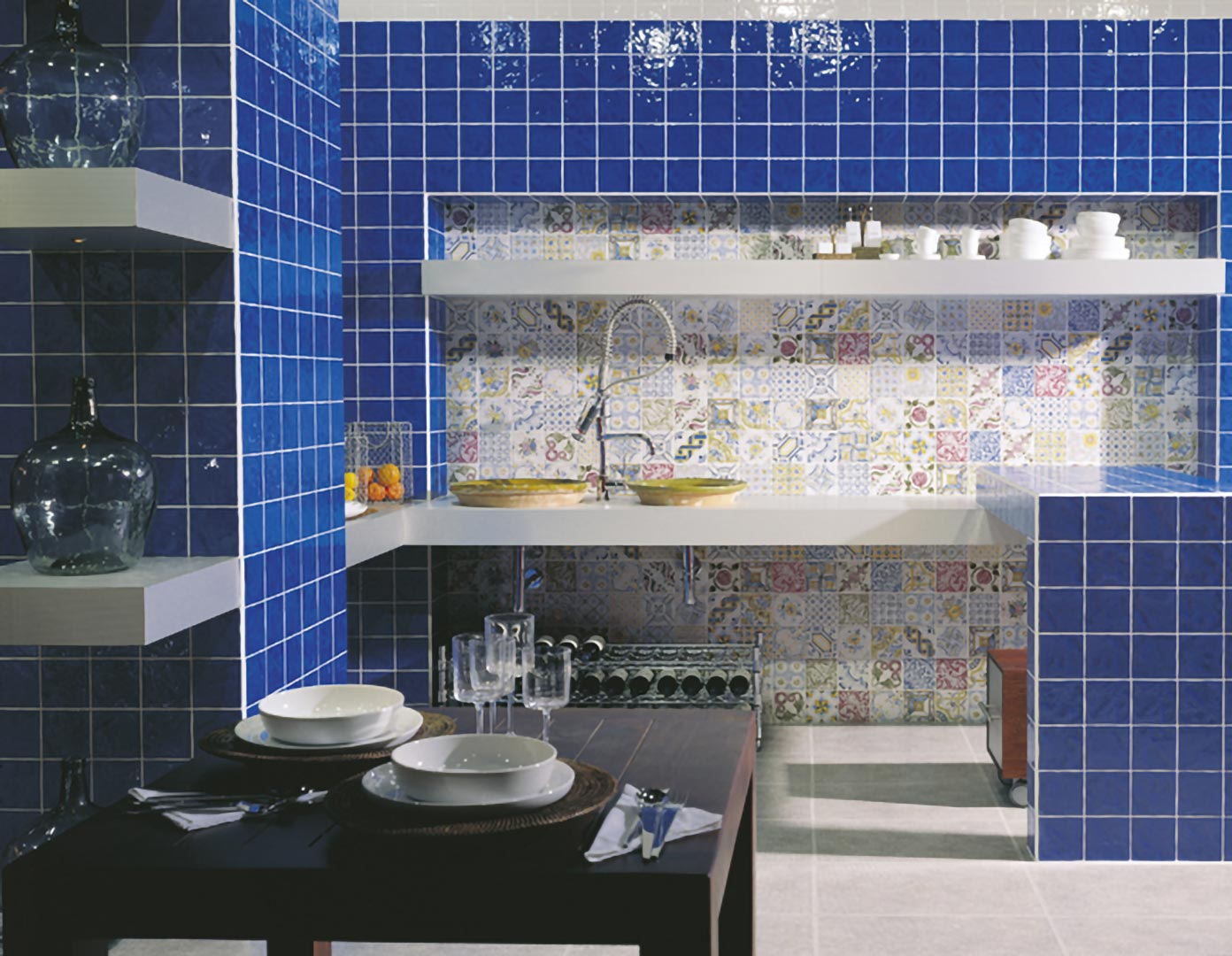 Ceramic heritage for Kitchens | Aranda