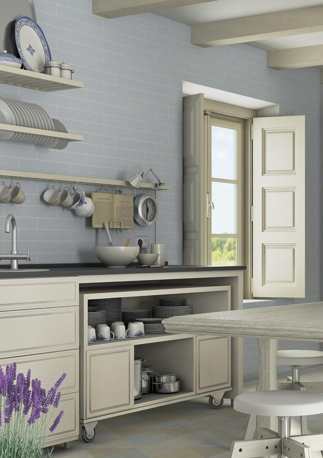 Ceramic heritage,wood for Kitchens | Bolena