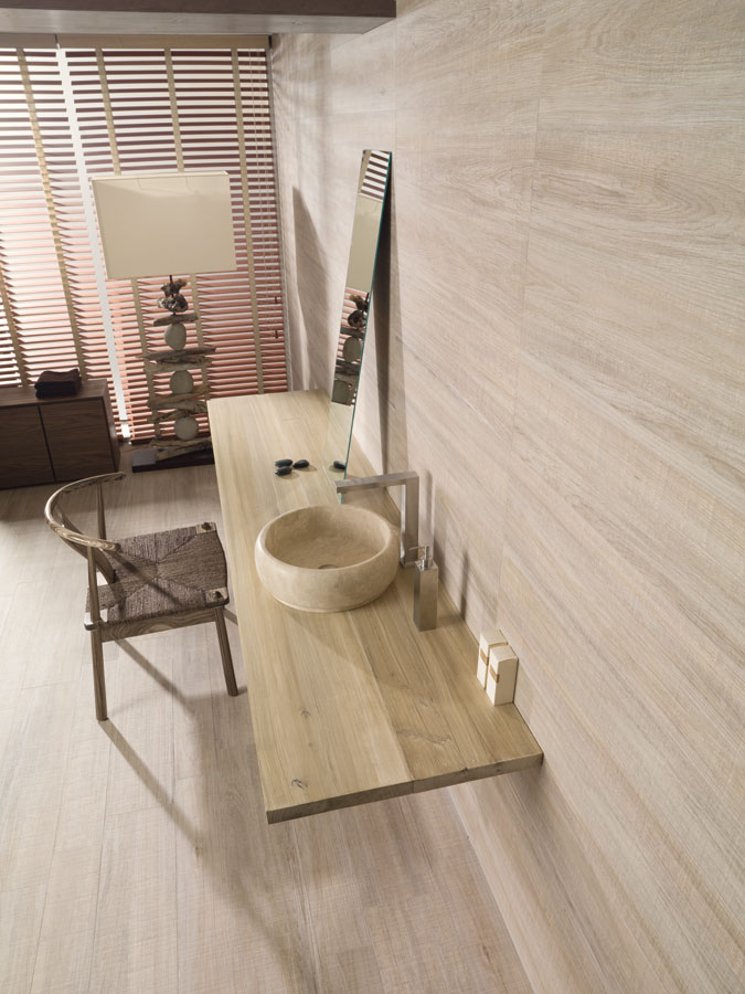 Wood for Bathrooms | Orsa basic