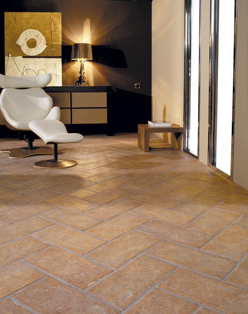 Ceramic heritage for Living rooms | Pérgola