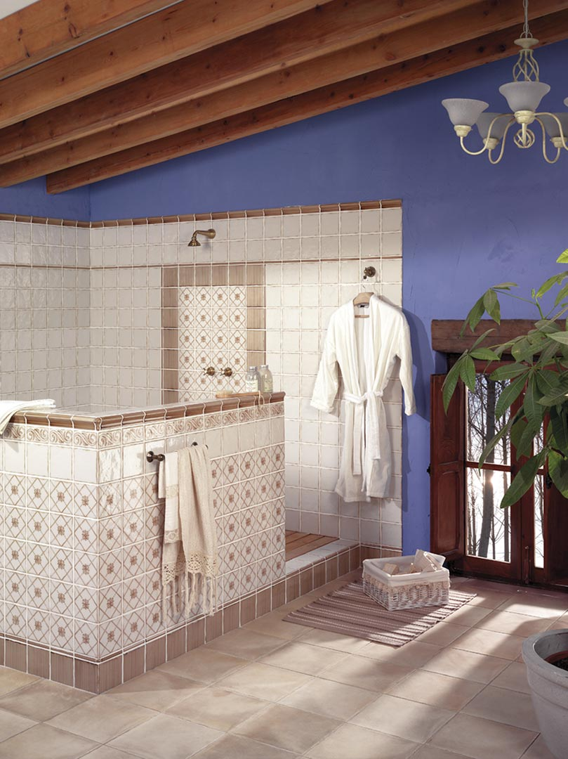 Ceramic heritage for Bathrooms | Portillo