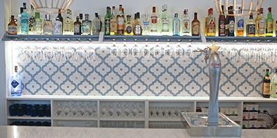Proyecto de interiorismo en el restaurante en Benicarló