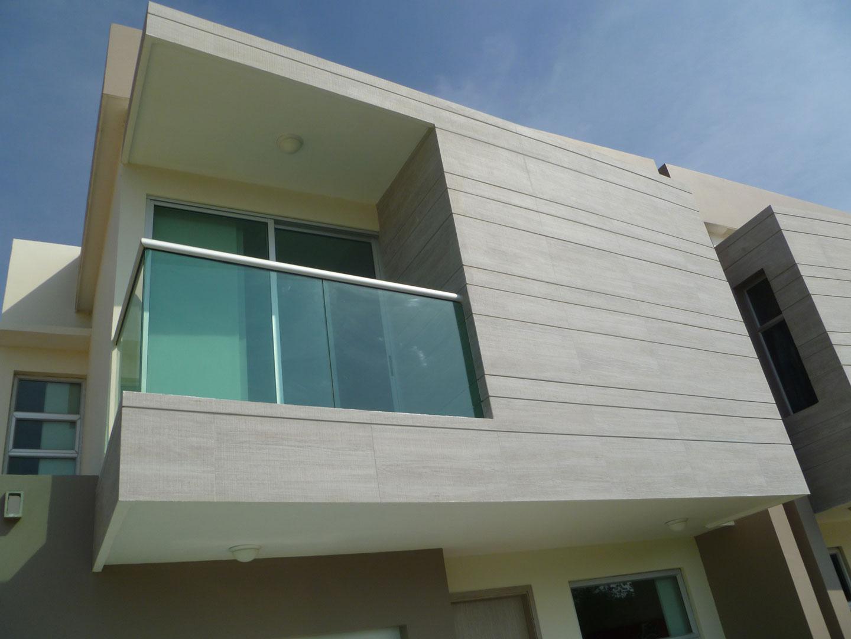 Casas modernas vives azulejos y gres for Proyectos casas modernas