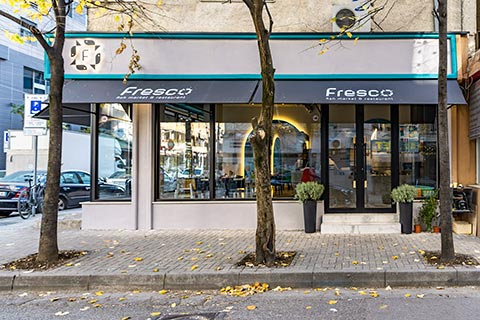Fresco is more than just a restaurant