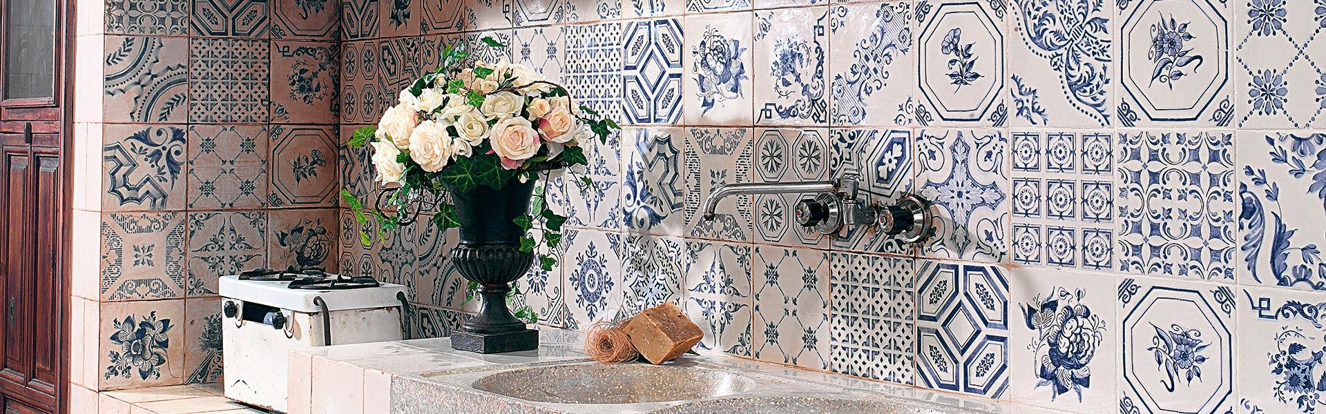 Revestimiento pasta roja aranjuez 20x20 vives azulejos y for Azulejos vives