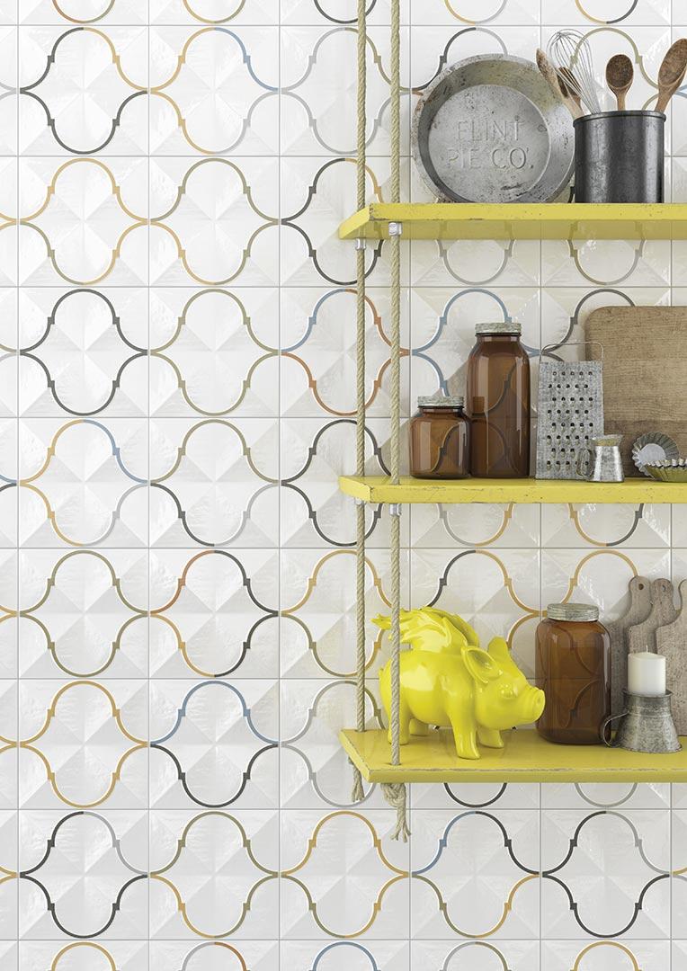 Wall tiles red body etnia 10x20 vives azulejos y gres for Azulejos vives