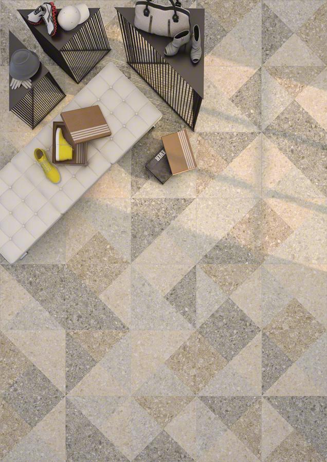 Pavimento porcel nico ceppo di gre 60x60 vives azulejos for Suelo porcelanico 60x60