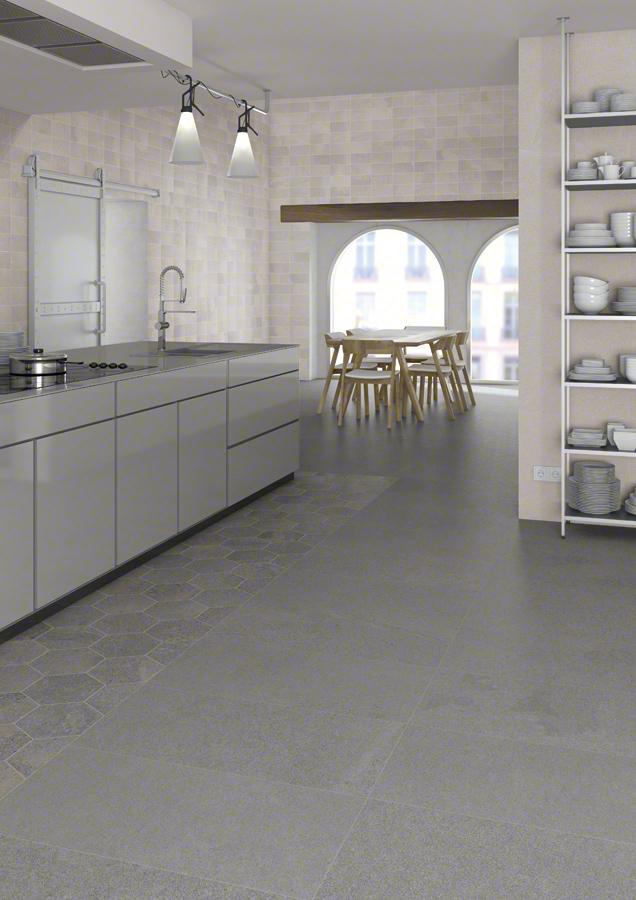 Vives floor tiles porcelain aston 23x26 6 for 9x7 kitchen designs
