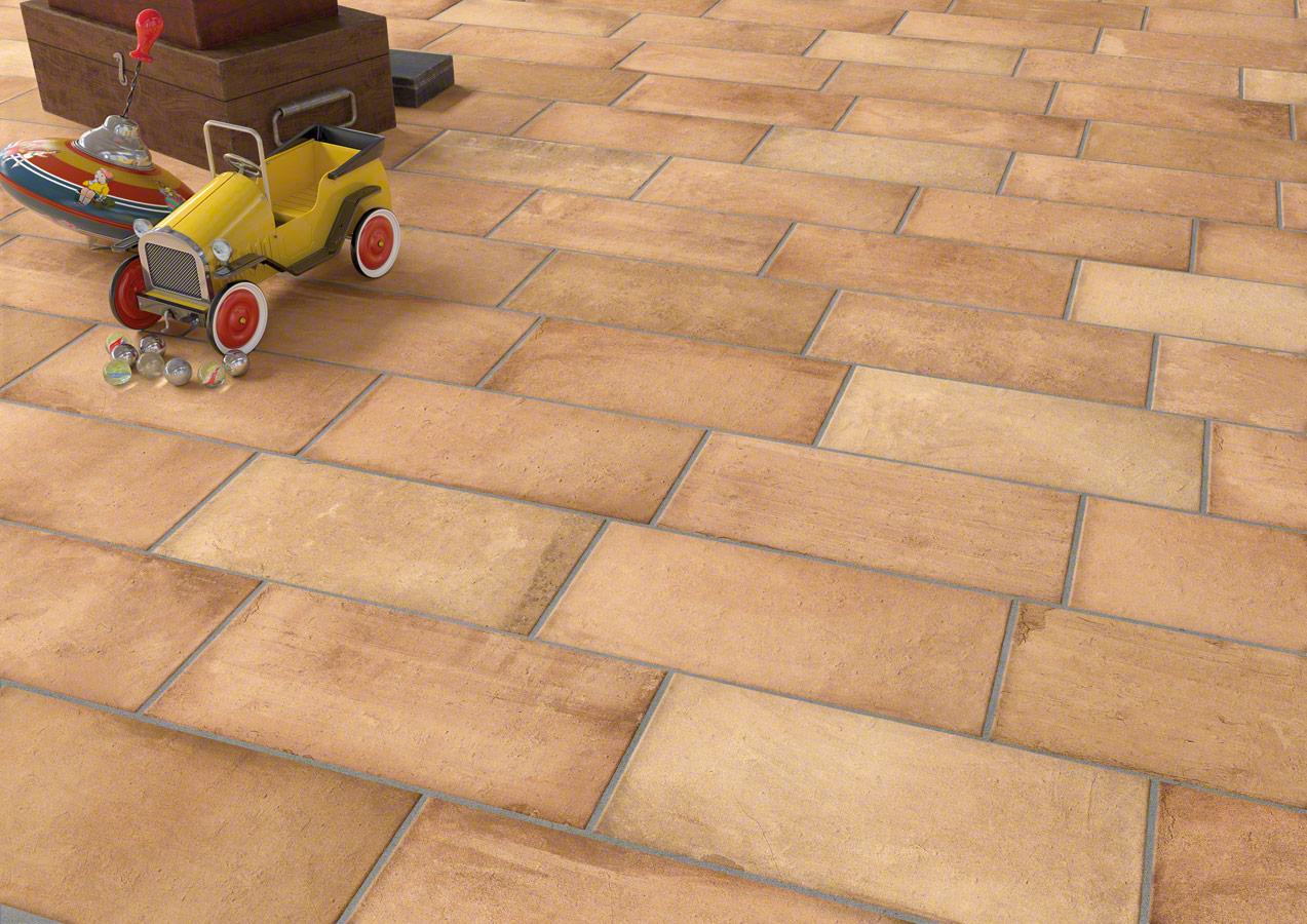Pavimento porcel nico laverton 20x20 vives azulejos y gres - Posa piastrelle diagonale ...