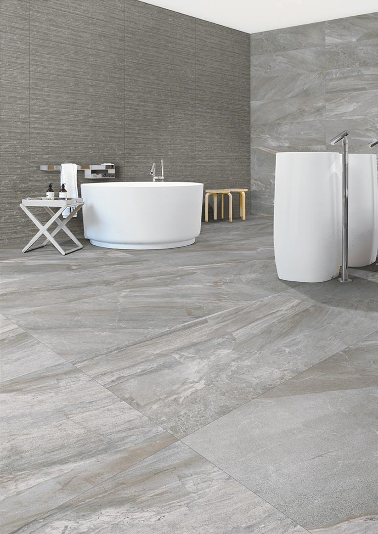 Floor tiles porcelain Greystone 14,3X119,3 | VIVES Azulejos y Gres