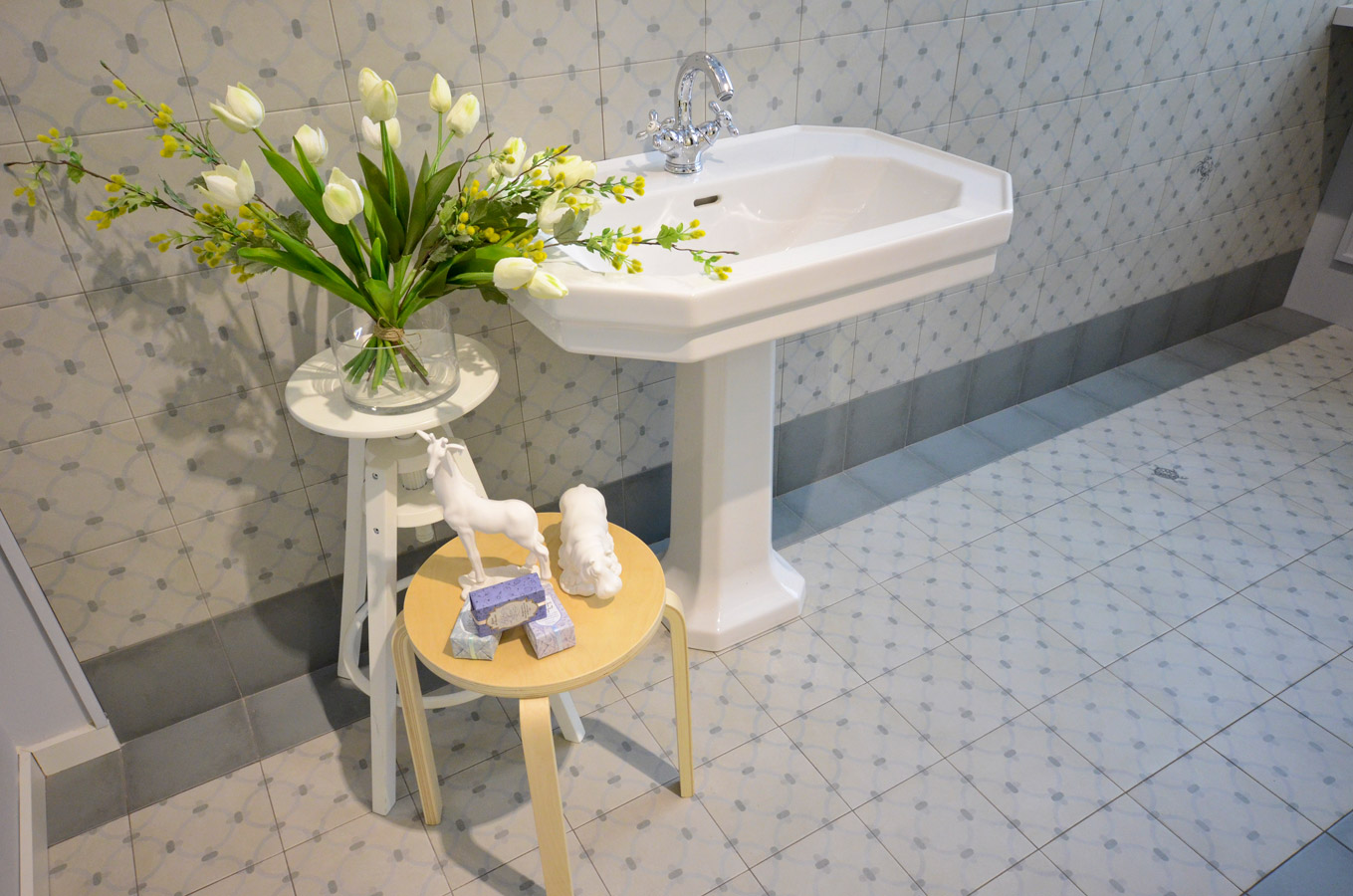 Vives Floor Tiles Gres 1900 20x20