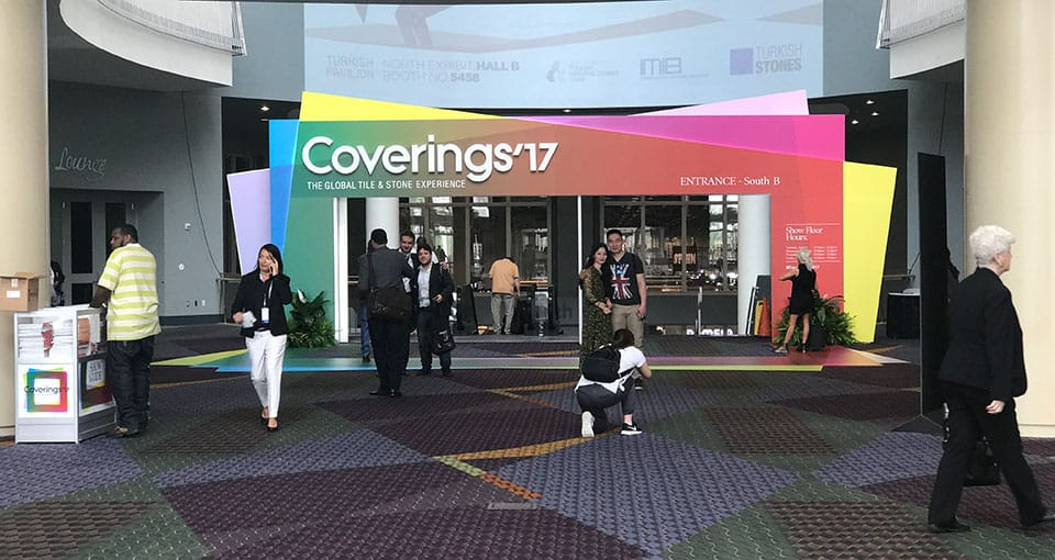 vives en COVERINGS 2017