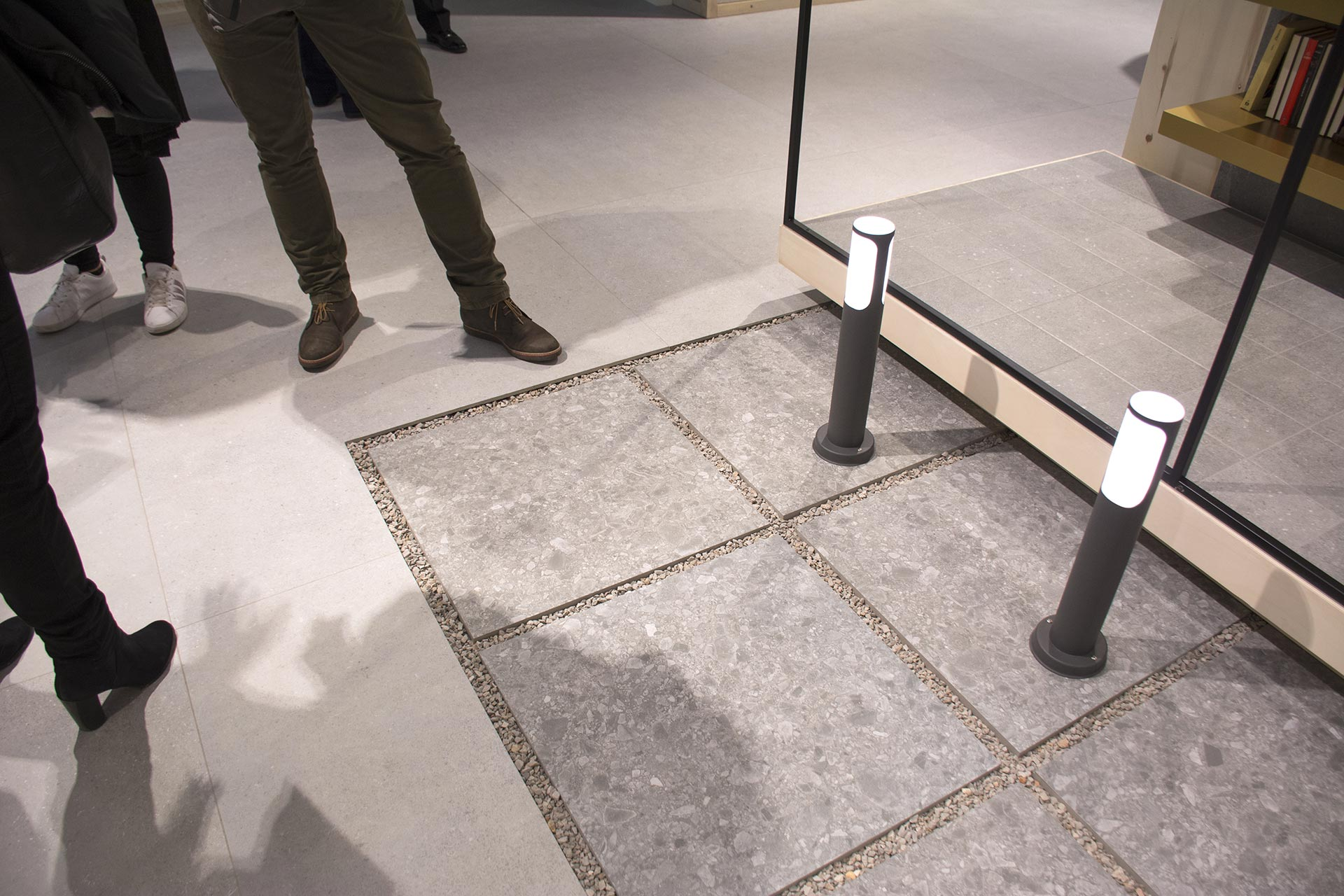 Vives launches new 20 mm thick porcelain tile 8 - Vives azulejos y gres ...