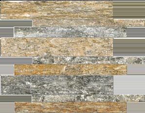 Mosaico Exedra Multico 30X30