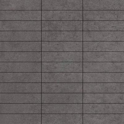 Mosaico Rect.ruhr Plomo 30X30