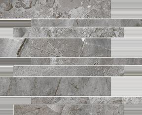 mosaico Mosaico Mutriku Gris 30X30