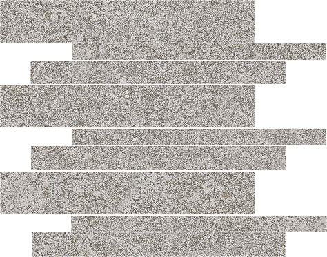 mosaico Mosaico Tufton Gris 30X30, porcelánico