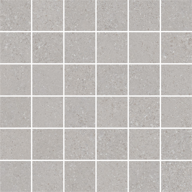 mosaico Mosaico Lipsi Cemento 30X30, porcelain