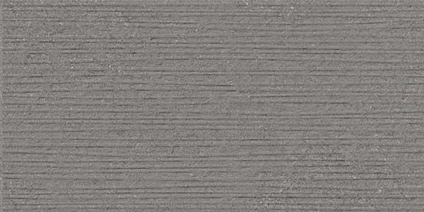 decored plain tile Serifos Plomo 30X60, porcelain