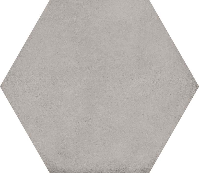 hexágono Hexágono Bampton Gris 23X26,6, porcelánico