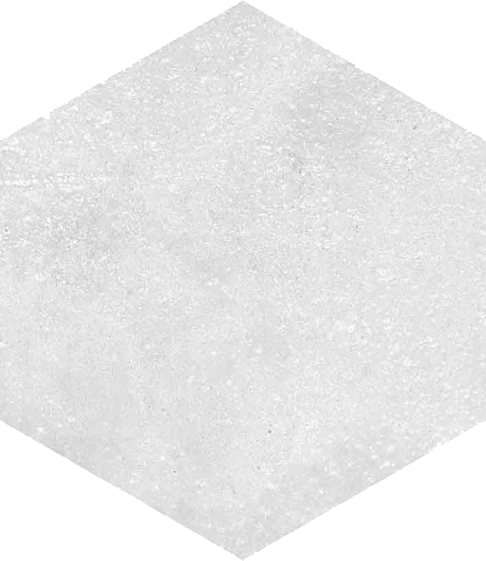 base porcelánico Hexágono Rift Blanco 23X26,6, porcelánico