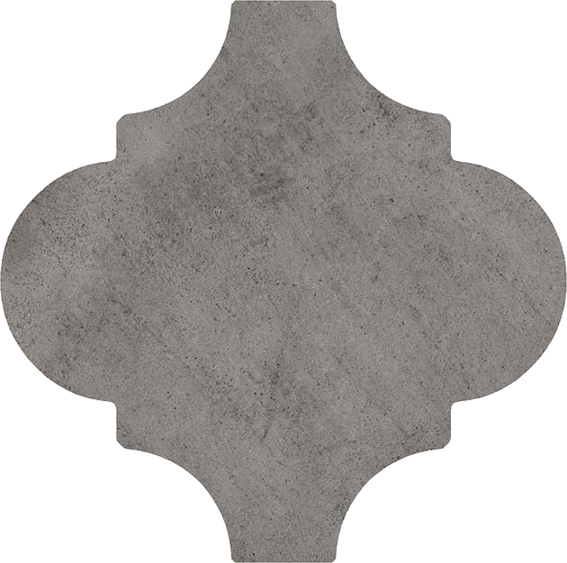 base porcelánico Provenzal Buxton Grafito 20X20, porcelánico