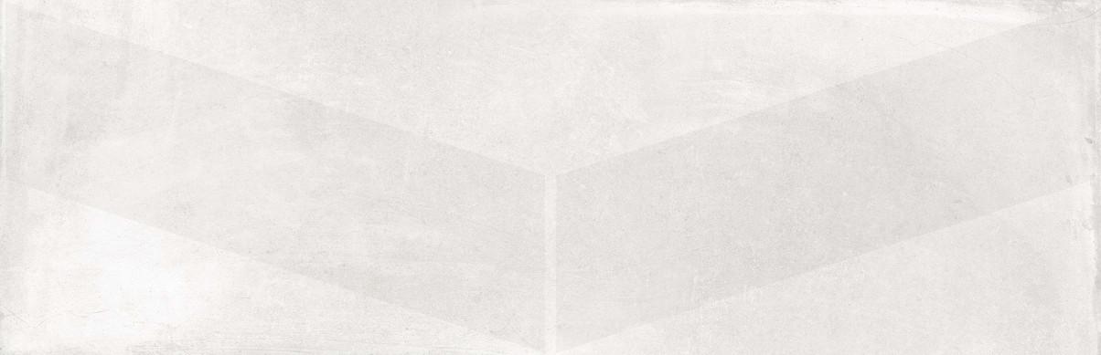 base revestimiento Ebony-R Nieve 32X99, pasta blanca