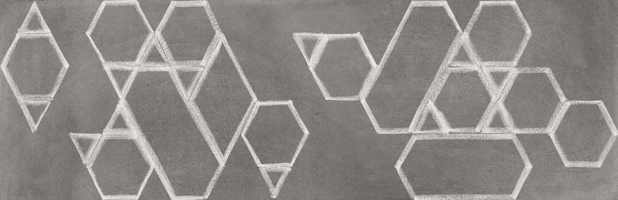 base revestimiento Firle-R Grafito 32X99, pasta blanca