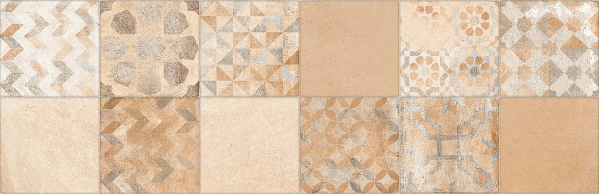base revestimiento Lynton-R Multicolor 32X99, pasta blanca
