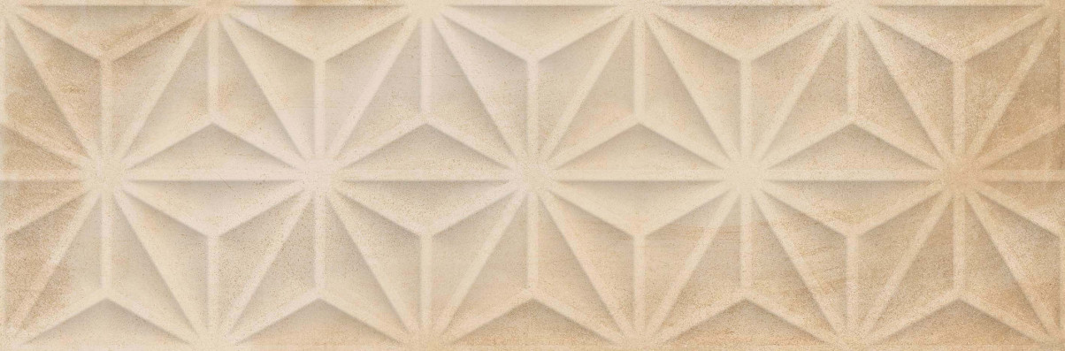 base revestimiento Minety-R Beige 32X99, pasta blanca