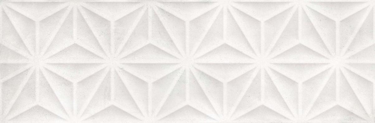 base revestimiento Minety-R Nieve 32X99, pasta blanca