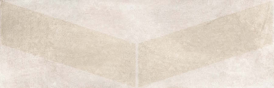 base revestimiento Ebony-R Arena 32X99, pasta blanca