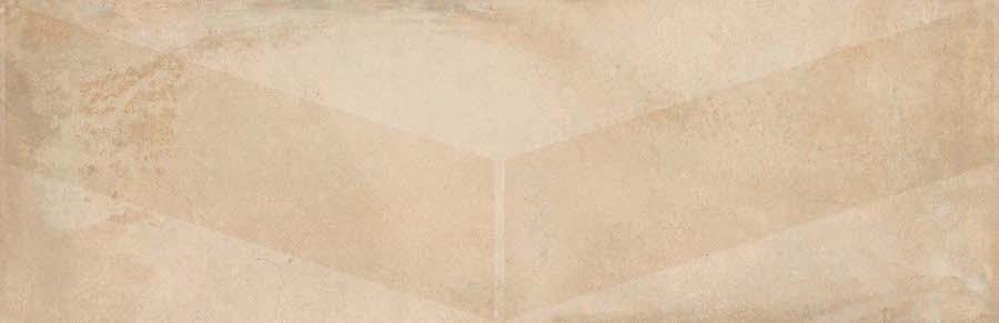 base revestimiento Ebony-R Beige 32X99, pasta blanca