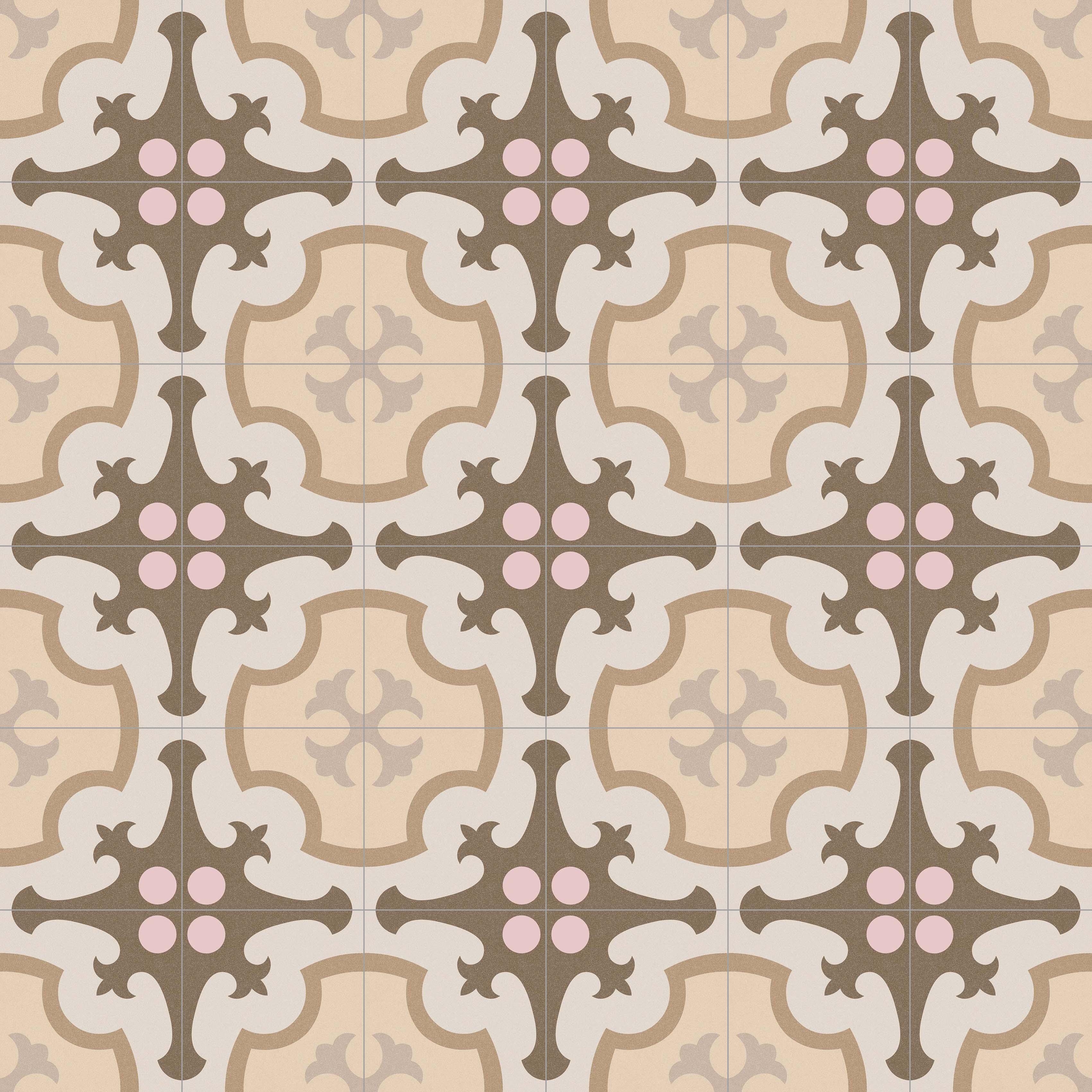 Floor tiles gres 1900 20x20 vives azulejos y gres for Azulejos vives
