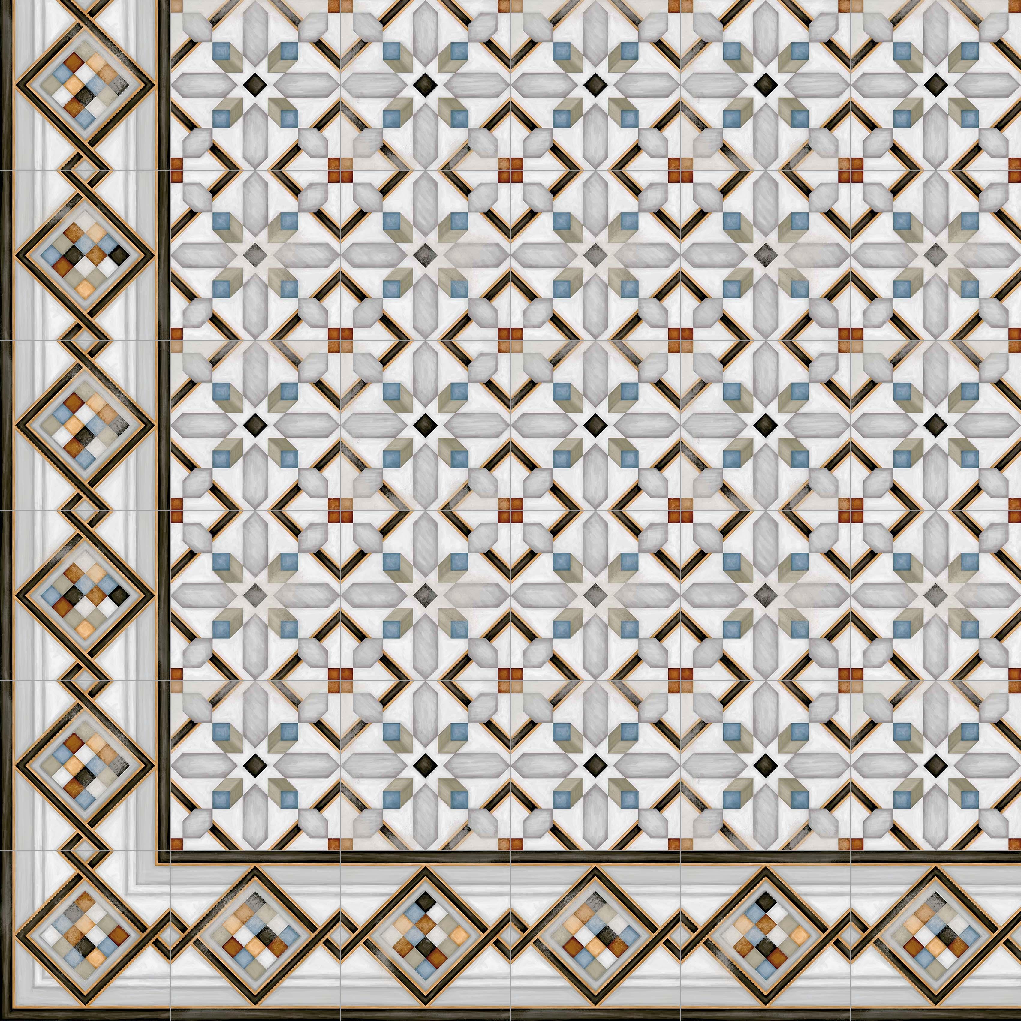 Vives Fliesen vives floor tiles porcelain vodevil 20x20